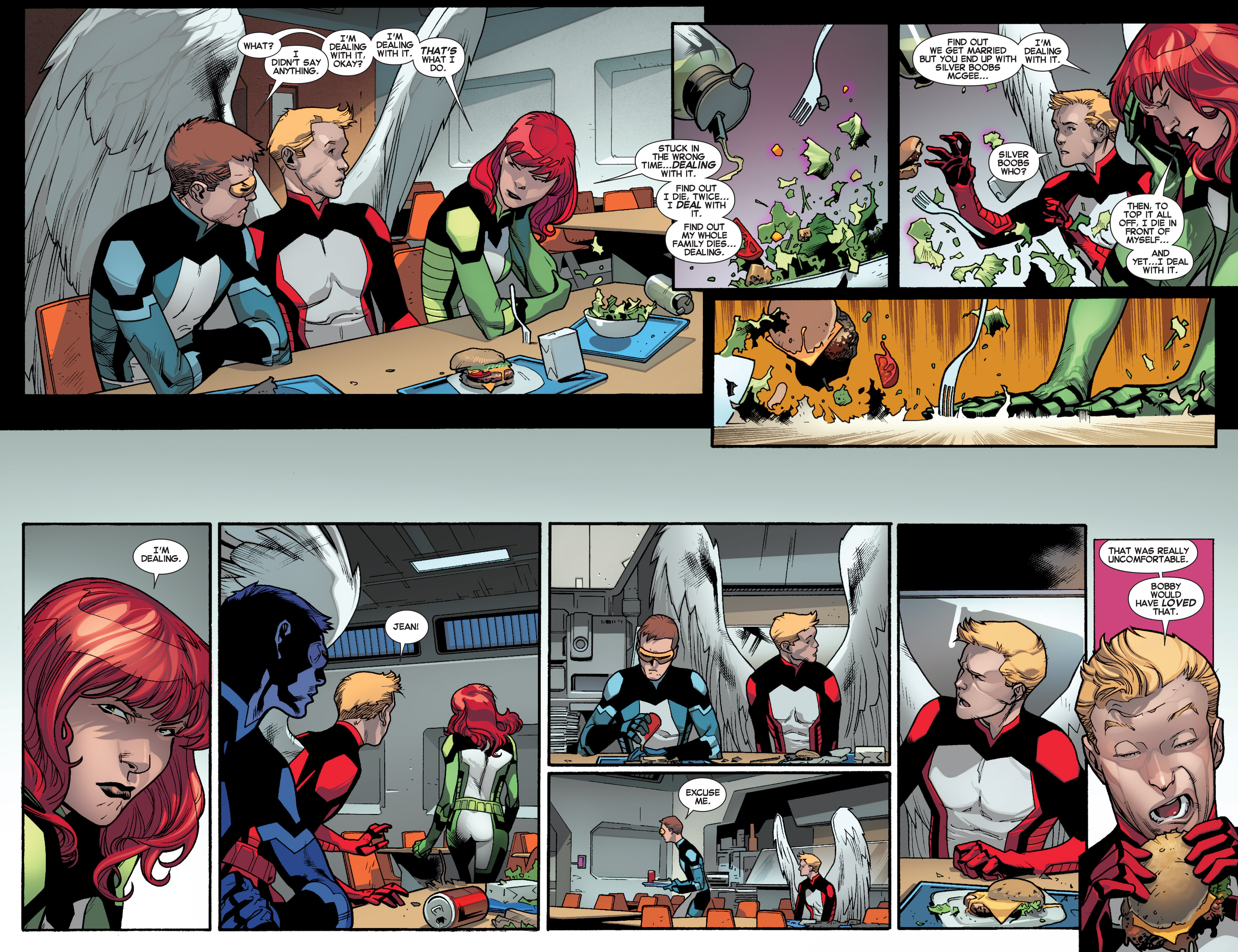 Read online All-New X-Men (2013) comic -  Issue #22 - 8