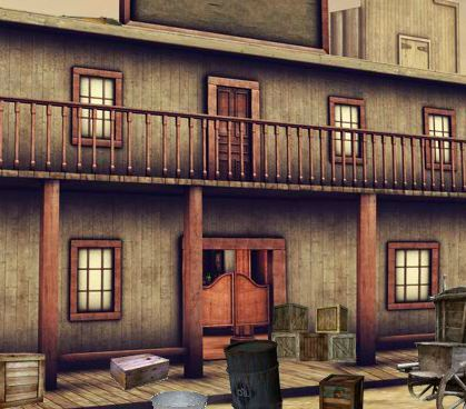 5nGames Wild West Town Es…