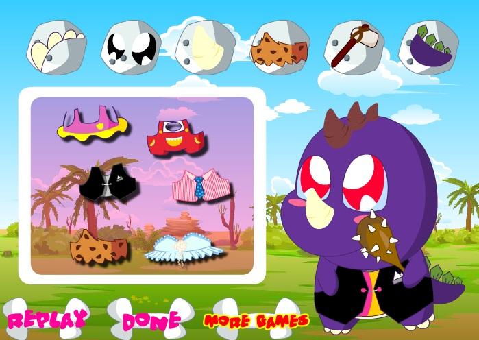 Baby Dino Spiel 2