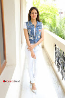 Telugu Actress Lavanya Tripathi Latest Pos in Denim Jeans and Jacket  0014.JPG