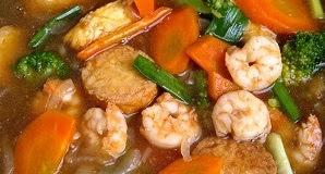 Resep Sapo Tofu Oriental