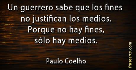 Manual del guerrero de la luz – Paulo Coelho