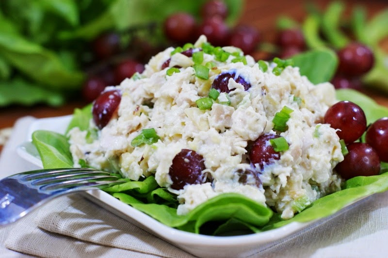 Chicken Salad Recipes With Grapes