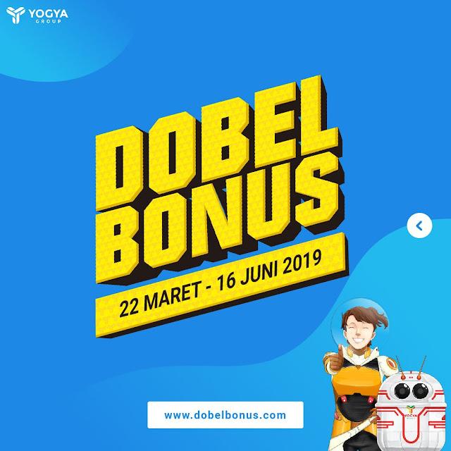 #Yogya - #Promo Dobel Bonus Maret 2019 & Dapatkan 10 Mobil Avanza (s.d 16 Juni 2019)