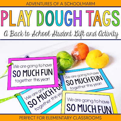 Play dough is the perfect first activity on the first day of school! But students with a gluten-allergy can break out in hives just by touching play dough. This recipe for gluten-free play dough is super simple to make and will keep all kids safe from allergic reactions.