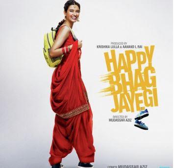 Happy Bhag Jayegi Actress Diana Penty Images