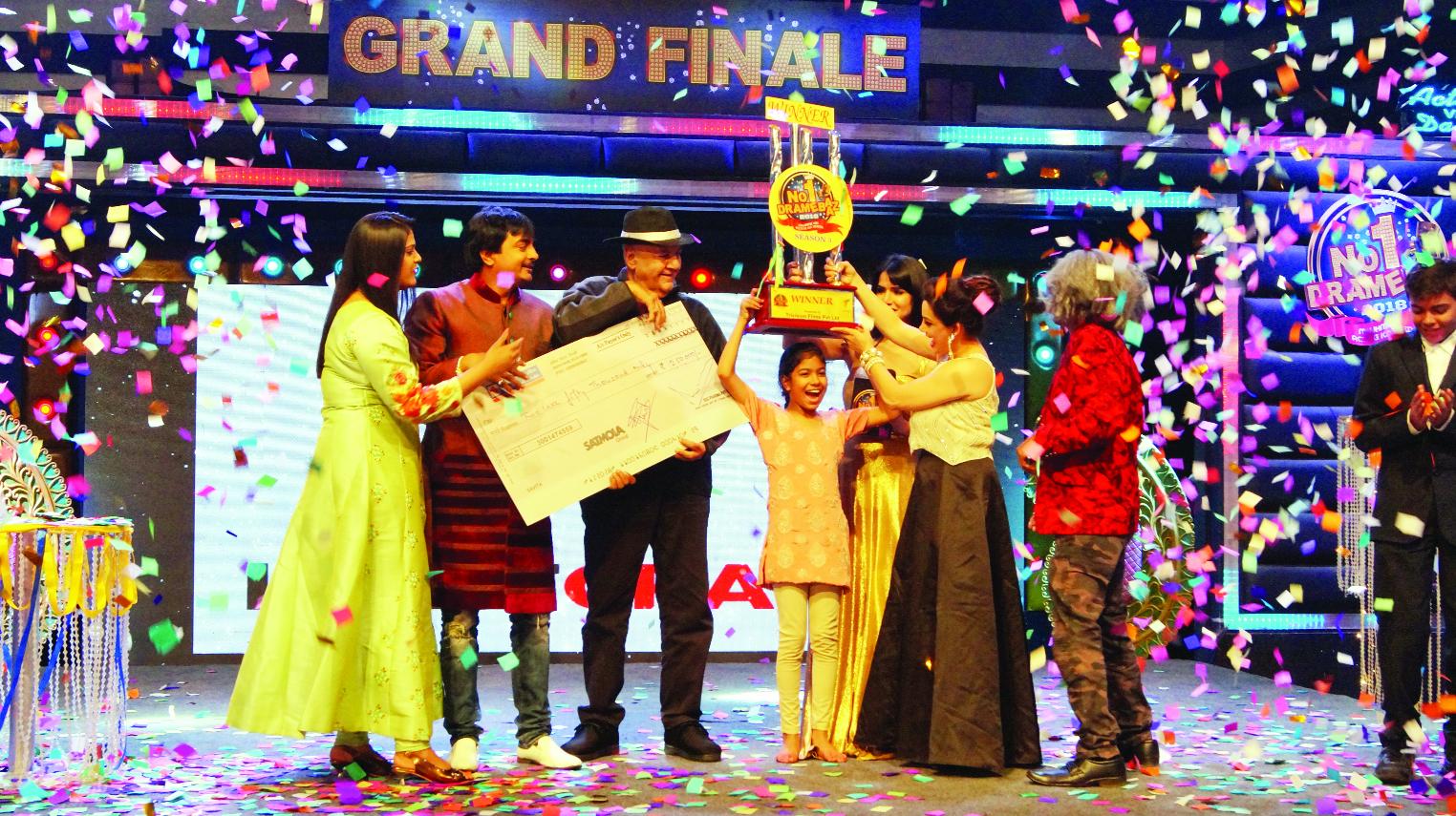 आशना गोगोई बनी तीसरे सीजन की नंबर वन ड्रामेबाज डांस से जीता करोड़ों लोगो का दिल