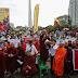 Isu Rohingya: Sami Berhimpun Di Yangon Protes PM Malaysia