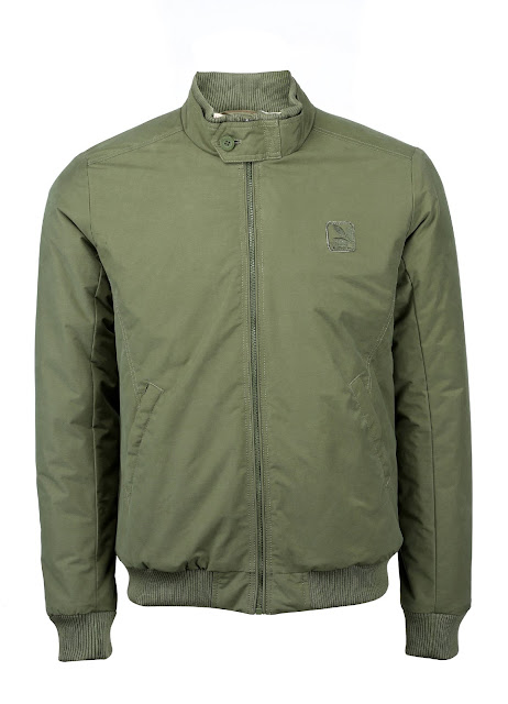 Men Bomber Jacket from Woodland
