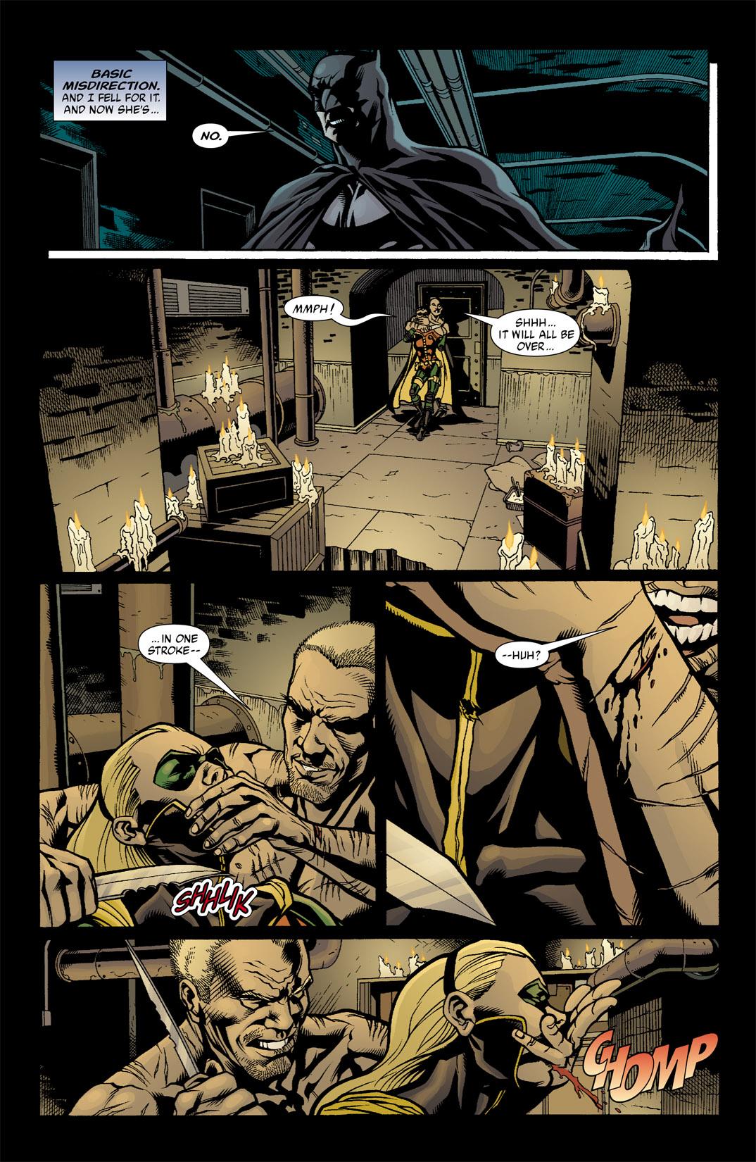 Detective Comics (1937) 796 Page 12