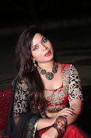Sirisha Dasari in Red Ghagra Backless Choli ~  047.JPG