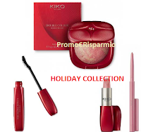 Logo Concorso TuStyle/ Kiko e vinci 50 kit Holiday Collection