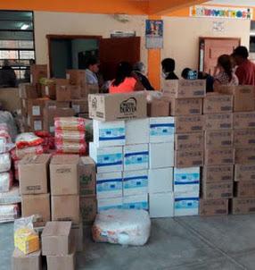 Fiscalía encuentra en pésimas condiciones alimentos de Qali Warma para escolares de Piura