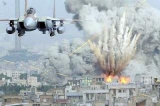 Rezim Syiah Assad Luncurkan Serangan Udara, Ribuan Warga Lari ke Perbatasan Turki