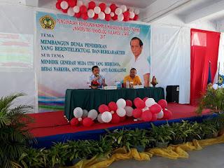 PKKMB 2017 :  UTSU Manado Deklarasi Anti Radikalisme, Anti Narkoba dan Anti Korupsi