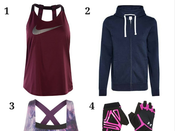 My January Gym Kit