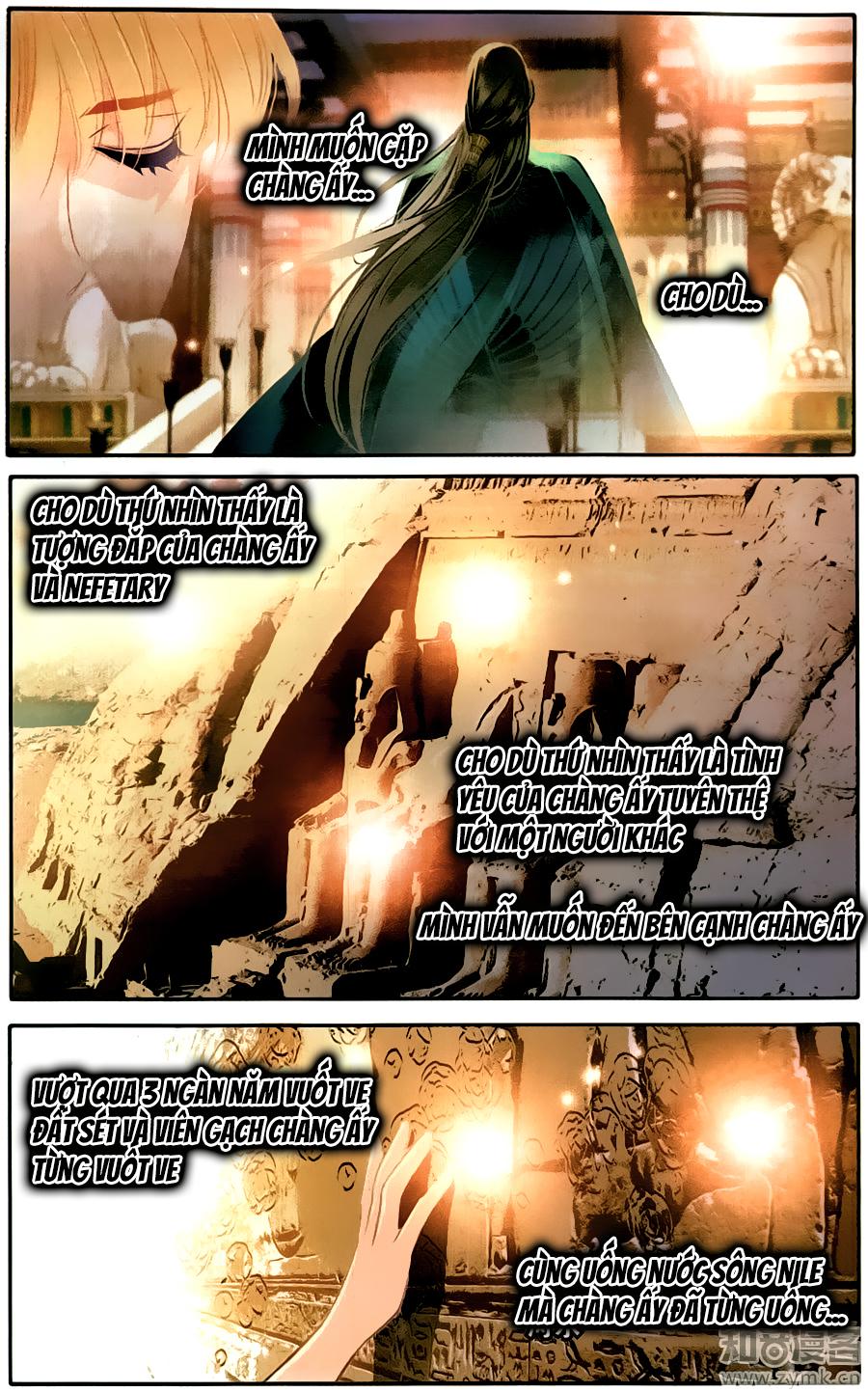 Sủng Phi Của Pharaoh – Chap 66