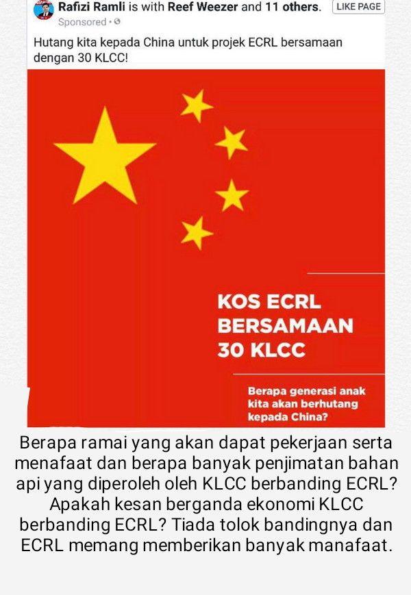 PRU14: Biarkan Pantai Timur mundur - itu matlamat Mahathir yang akan diteruskan oleh Pakatan Harapan