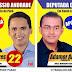 Prefeito Adamor Aires realiza comício de encerramento de campanha nesta quinta-feira em Santa Luzia