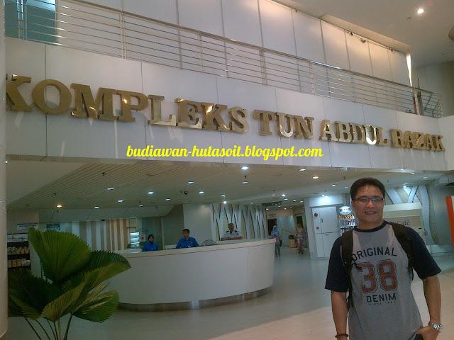 Kompleks Tun Abdul Razak KOMTAR Penang
