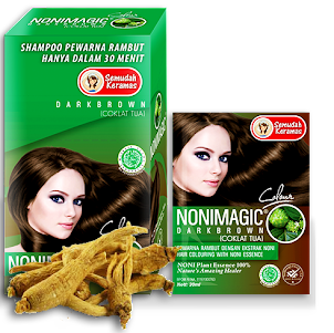 NONIMAGIC DARKBROWN