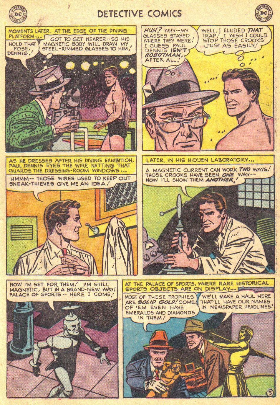 Detective Comics (1937) 193 Page 28