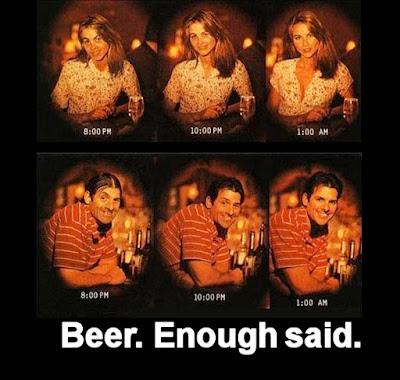 Lustige Bilder - Bier macht schön