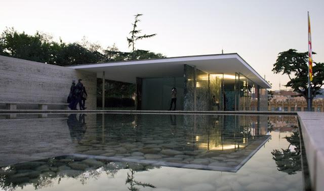 Pavelló Mies van der Rohe em Barcelona