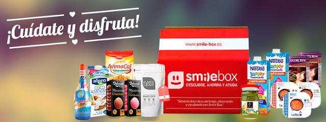 smile box junio cuídate y disfruta