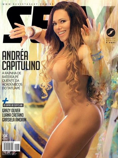 Download Revista Sexy Andréa Capitulino Março 2019