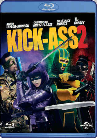 Kick-Ass 2 2013 BluRay 300MB Hindi Dual Audio 480p Watch Online Full Movie Download bolly4u