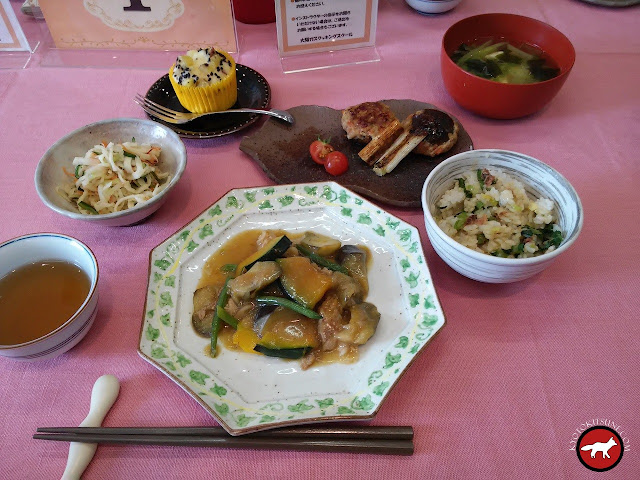 repas japonais équilibré pour femmes enceintes à Kyoto