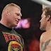 Chris Jericho e Brock Lesnar tiveram um brawl no backstage após o SummerSlam