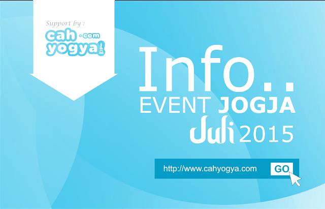 Rangkuman Berbagai Jadwal Event di Jogja Bulan Juni 2015