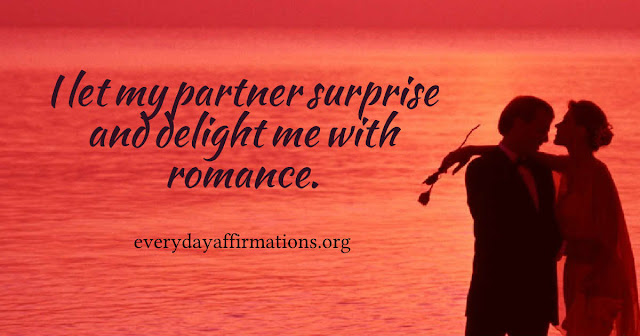 Affirmations for love and romance4