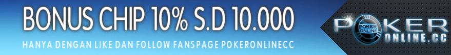 Daftar PokerOnlineCC