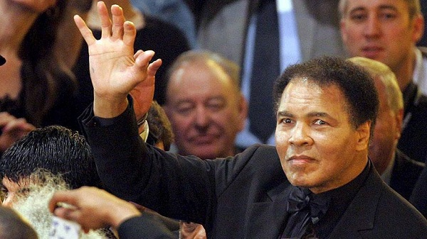 Obama:Muhammad Ali shook up the world And the world is better for it