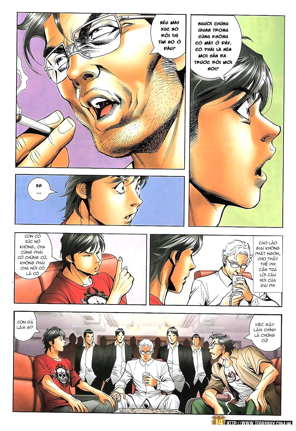 Người Trong Giang Hồ - Chapter 1620: Đàm phán bất thường - Pic 13