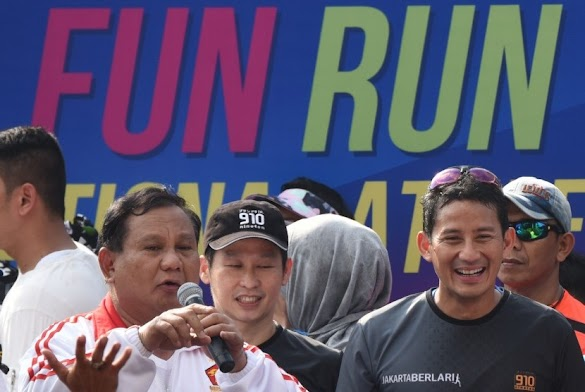 Di Menit Akhir Muncul Nama Sandiaga untuk Cawapres Prabowo