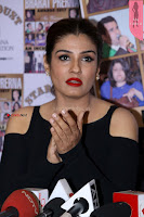 Raveena Tondon unveils The Bharat Prerna Awards ~  Exclusive 08.JPG