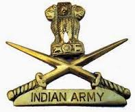 Join Indian Army, Govt. of India, Indian Army Admit Card, Indian Army, freejobalert, Sarkari Naukri,  indian army logo