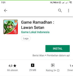 lawan setan android downlod gratis