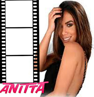 Molduras Anitta