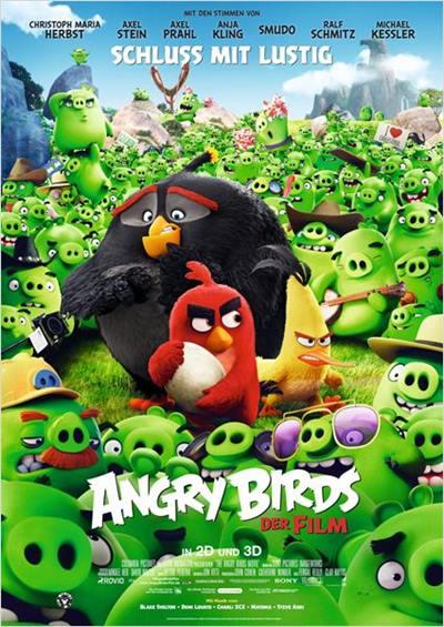 Angry Birds - Der Film 2016 ganzer film