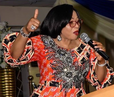 folorunsho alakija 900 widows soft loan