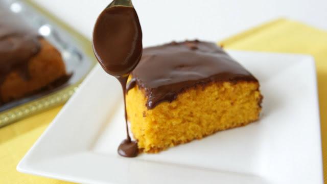 Receta Torta De Zanahoria