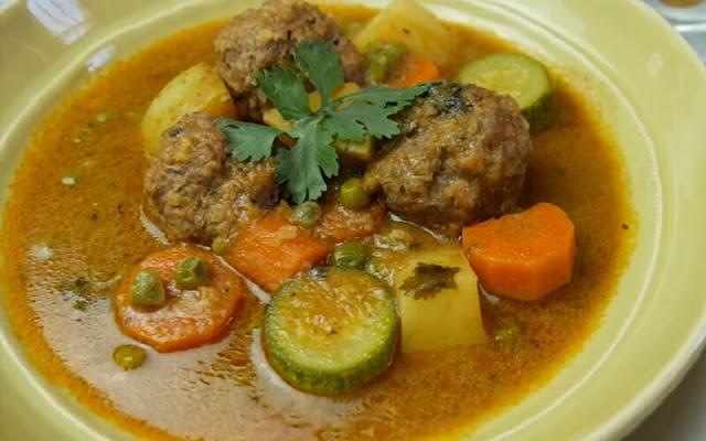 receta-sopa-de-albondigas-cocina-cubana