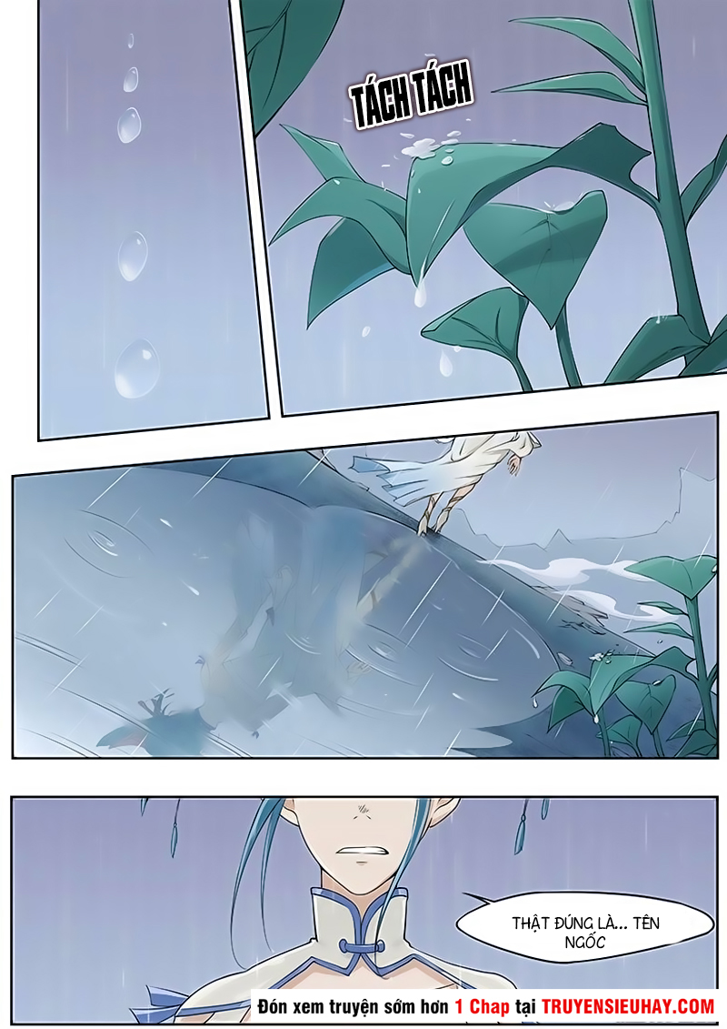 Võ Thần Thiên Hạ - Chap 10