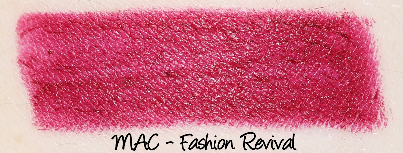 MAC Fashion Revival Lipstick Swatches & Review