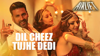 Dil Cheez Tujhe Dedi song lyrics